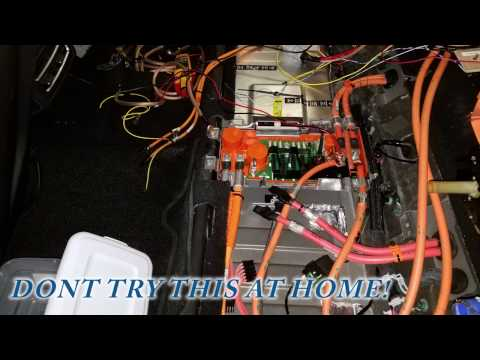 Tesla Motor Controller - First full scale testing! - YouTube