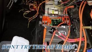 Tesla Motor Controller - First full scale testing!