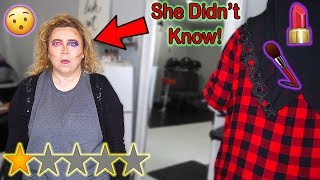 Taking My Mom To The WORST Reviewed Makeup Artist On Mothers Day!!