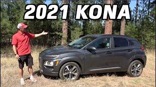 Full Drive and Review: 2021 Hyundai Kona on Everyman Driver