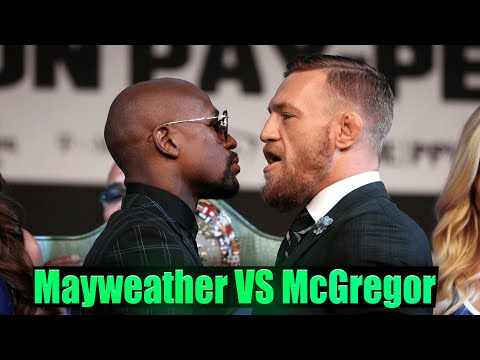 Conor McGregor DESTROYS Floyd Mayweather In Toronto On Press Tour