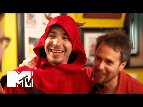 Sam Rockwell Sells His Soul to the Devil Justin Long  MTV After Hours