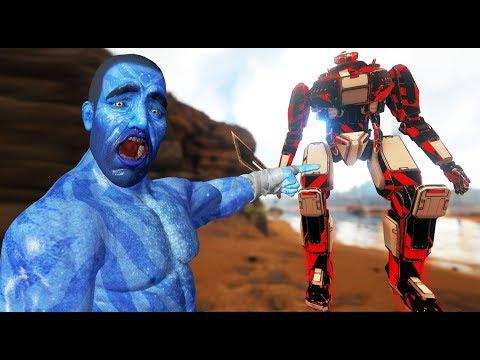 ARK - SUBASTA DE ROBOTS!!! #21 - ARK TO THE FUTURE - Nexxuz