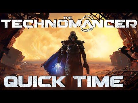 The Technomancer - Quick Time! (Serum Collection Sim)