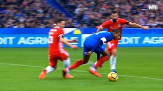 Màn trình diễn khủng khiếp của Kylian Mbappé tại World Cup 2018