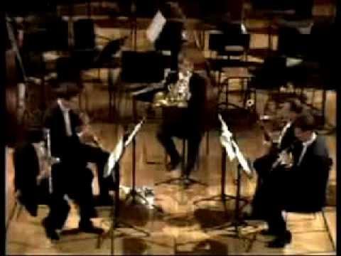 3.Frivolity - Andrey Rubtsov - Three Moods for wind quintet