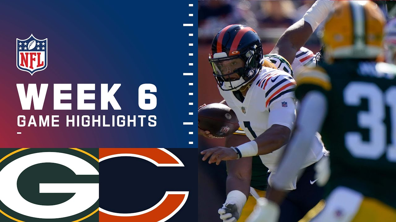 Packers vs. Bears recap: Everything to know from Week 6