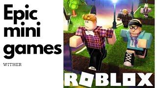 Ich spiele Epic minigames Roblox