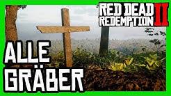 Red Dead Redemption 2 Erfolg / Trophäe Respekt zollen - Alle 9 Gräber der gefallenen Gefährten