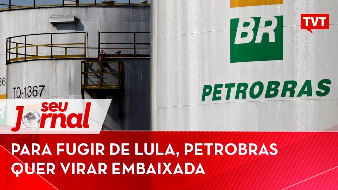 Download Para fugir de Lula, Petrobras quer virar embaixada
