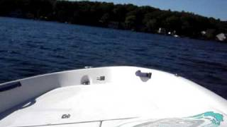 Jet boat bayliner Jazz