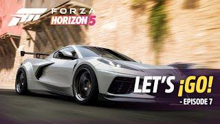 Forza Horizon 5: Let's ¡Go! – Episode 7