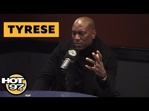 Tyrese Gets Real About Mental Health, Trauma, Social Media Drama & Leaves w/ a Prayer thumbnail