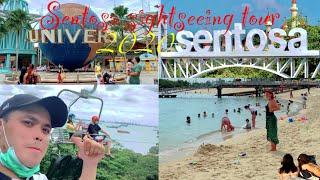 SENTOSA SINGAPORE SIGHTSEEING TOUR 2020