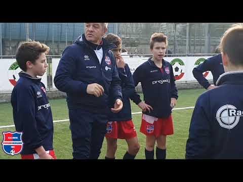 Il settore giovanile Virtus Ciserano Bergamo impegnato al Falco di Albino