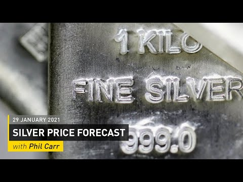COMMODITY REPORT: Silver Price Forecast: 29 January 2021