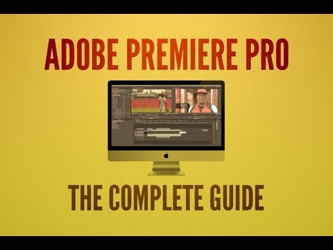 Video Editing in Adobe Premiere Pro - The Complete Course | Video School Online