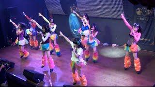 【2016年7月9日】秋葉原・仮面女子カフェの2部公演でスライムガールズ...