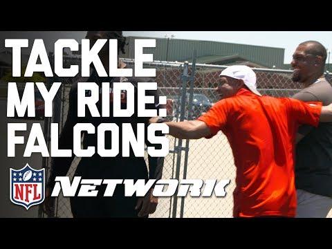 Tackle My Ride: Vic Beasley & the Atlanta Falcons (FULL EPISODE)   NFL Network