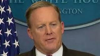 Sean Spicer Stuck His Foot In His Mouth Again! Listen to what He Said