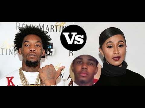 Cardi B Real Boyfriend is Out of Jail. Cardi B Will Leave Offset for her old fling?