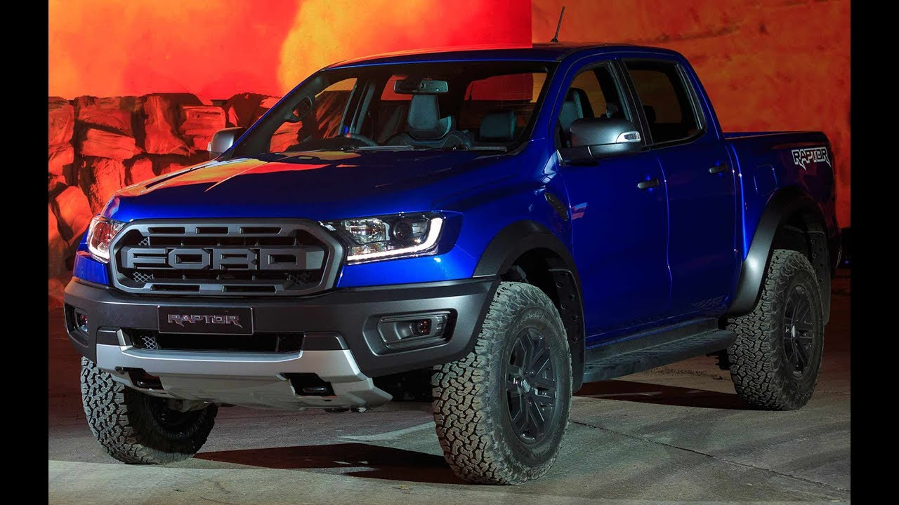 2019 Ford Ranger Raptor - extreme off-road pickup truck - YouTube