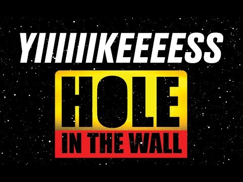 Game Show History? Remember Hole in the Wall?