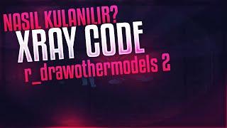 CS:GO WALL HACK KODU | Wall Code - Counter Strike Global Offensive