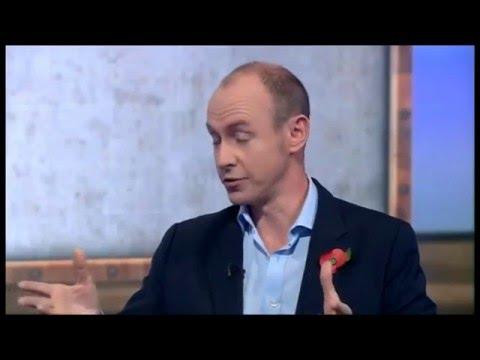Daniel Hannan on the European Arrest Warrant and the UK's prosperity bill from Brussels