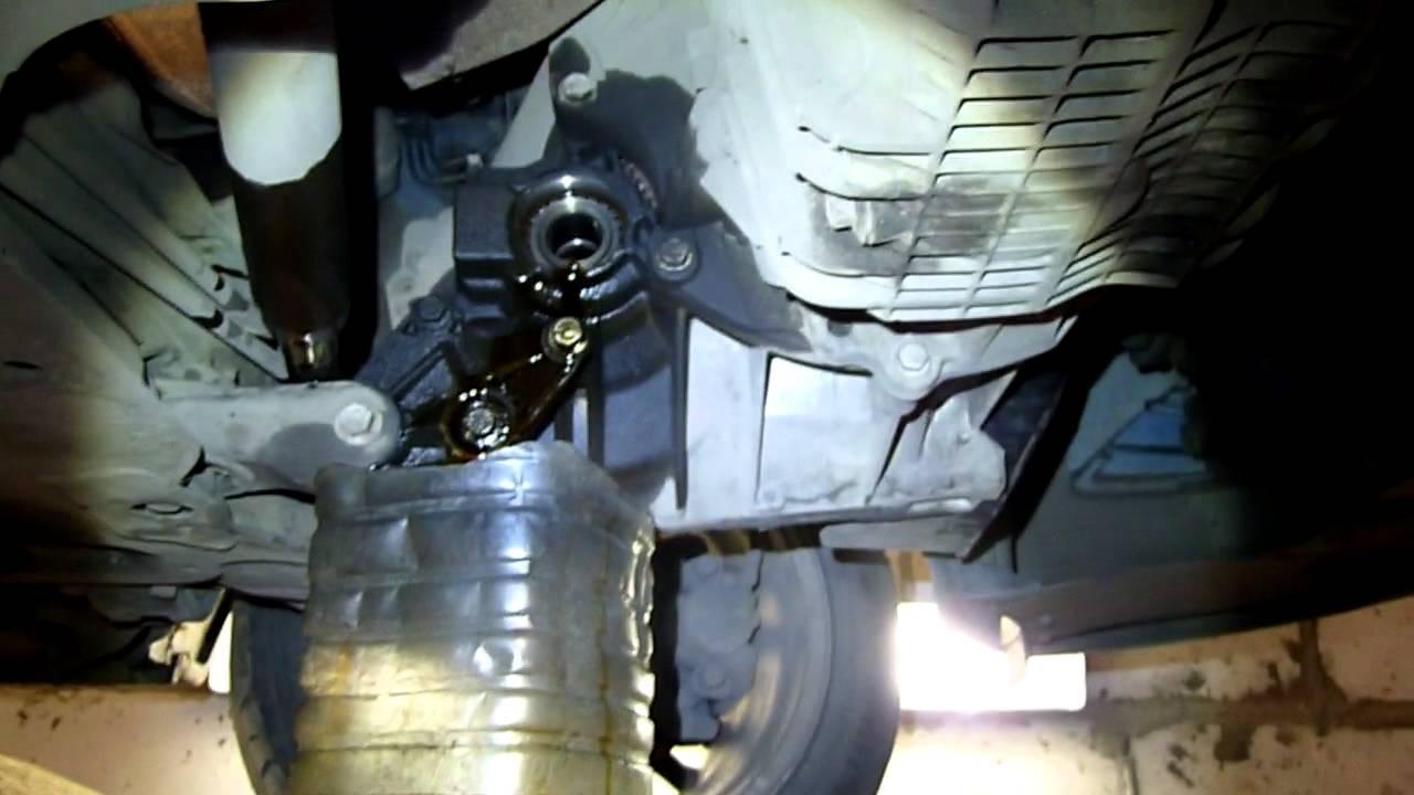 замена сальника в редукторе лодочного мотора tohatsu