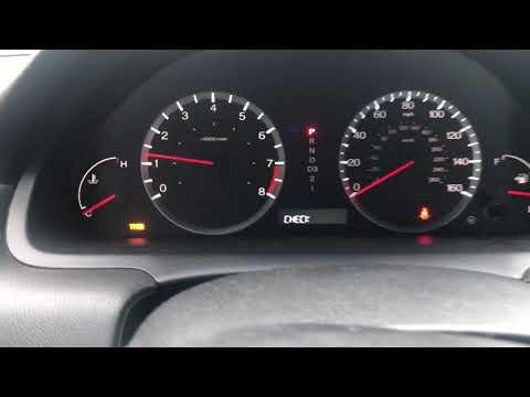 Check Fuel Cap Honda Accord (FIX!!!)