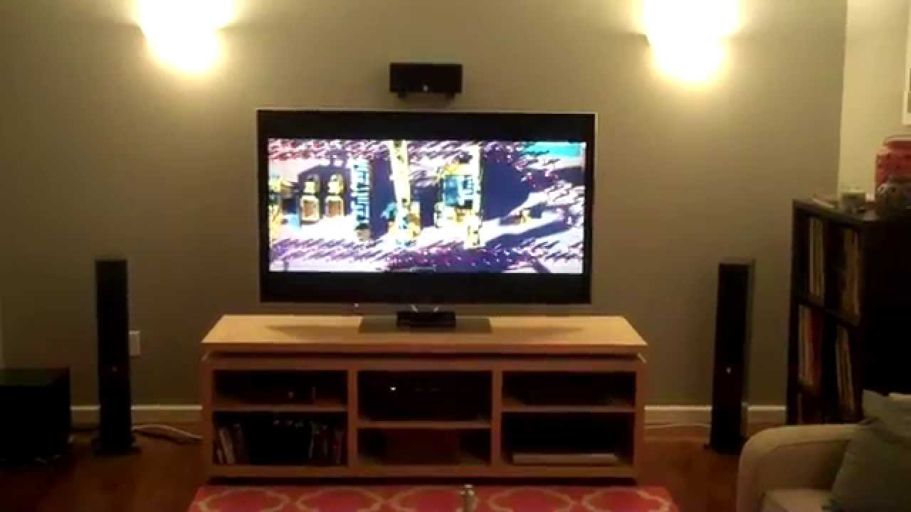TV Stand  YouTube -> Table Tv Basse