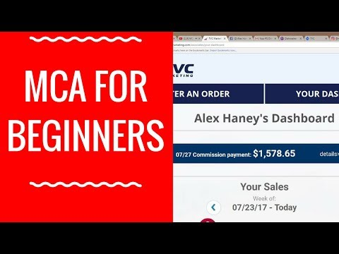MCA for beginners 2017 with Alex Haney