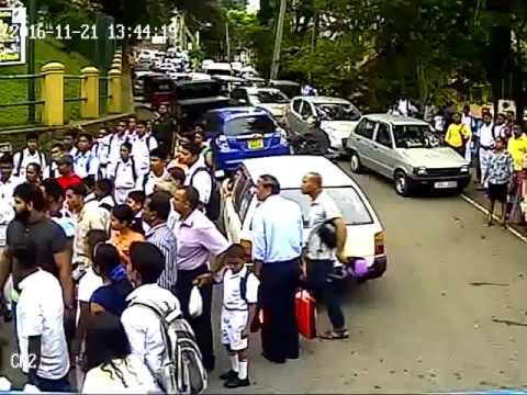 School Boy Attack Srilanka
