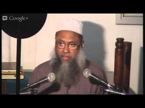Bangla Tafseer East London Mosque 26/01/2013