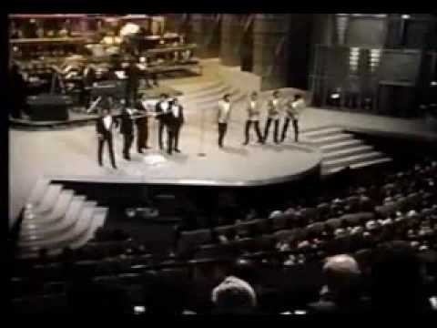 Four Tops vs Temptations (Motown Live Show)