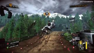 MUD FIM Motocross World Championship PS3 Demo - Quick Race Gameplay