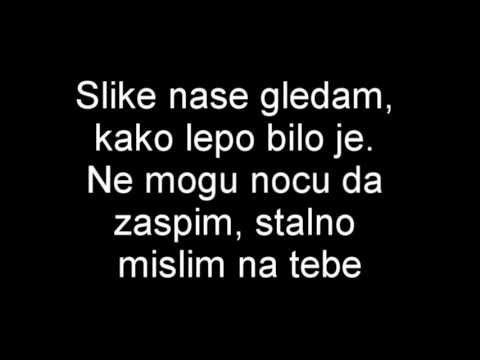 Mr. Black - Volim te [Lyrics]