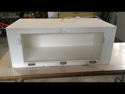 How To Make A Pvc Reptile Enclosure Youtube