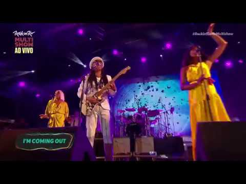 Nile Rodgers & Chic - Rock in Rio 2017