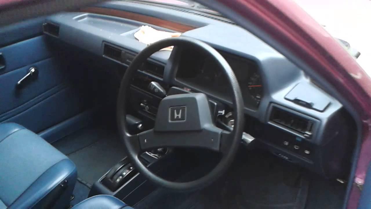 Kekurangan Honda Civic 1983 Review
