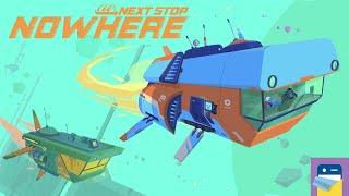 Next Stop Nowhere: iOS Apple Arcade Gameplay (by Night School Studio)