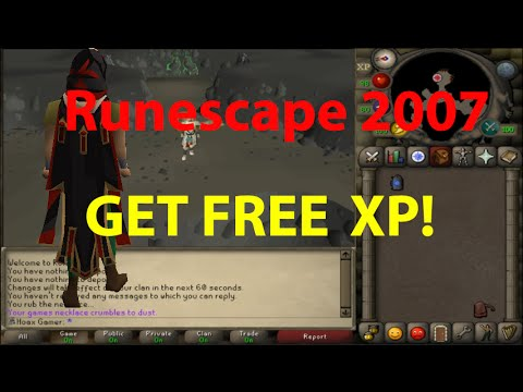 OSRS - Tears Of Guthix Minigame Guide - Runescape 2007