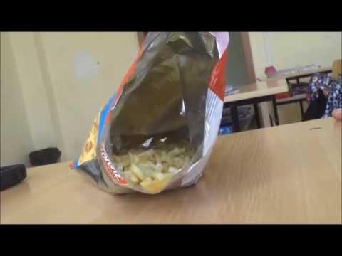 Crisps in Danger!
