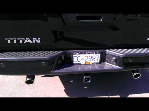 2012 Nissan Titan With Mbrp Exhaust