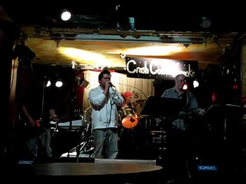 5/17/09 - Ryan & Crash Course Karaoke Band - Pinball Wizard