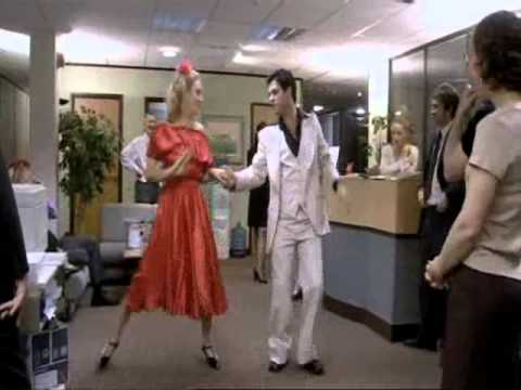 The Office UK (Charity Dance David Brent)