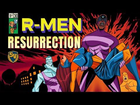R-MEN - RESURRECTION