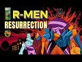 R-MEN RESURRECTION - SOCIETY OF VIRTUE