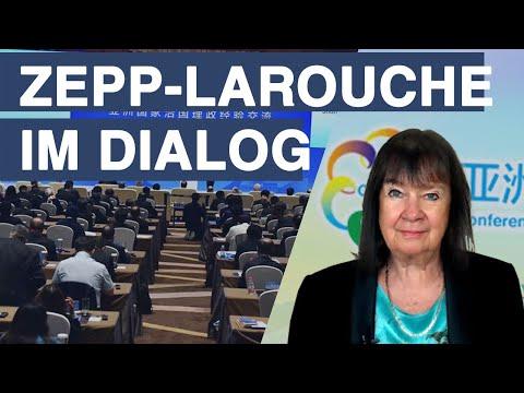 Webcast mit Helga Zepp-LaRouche